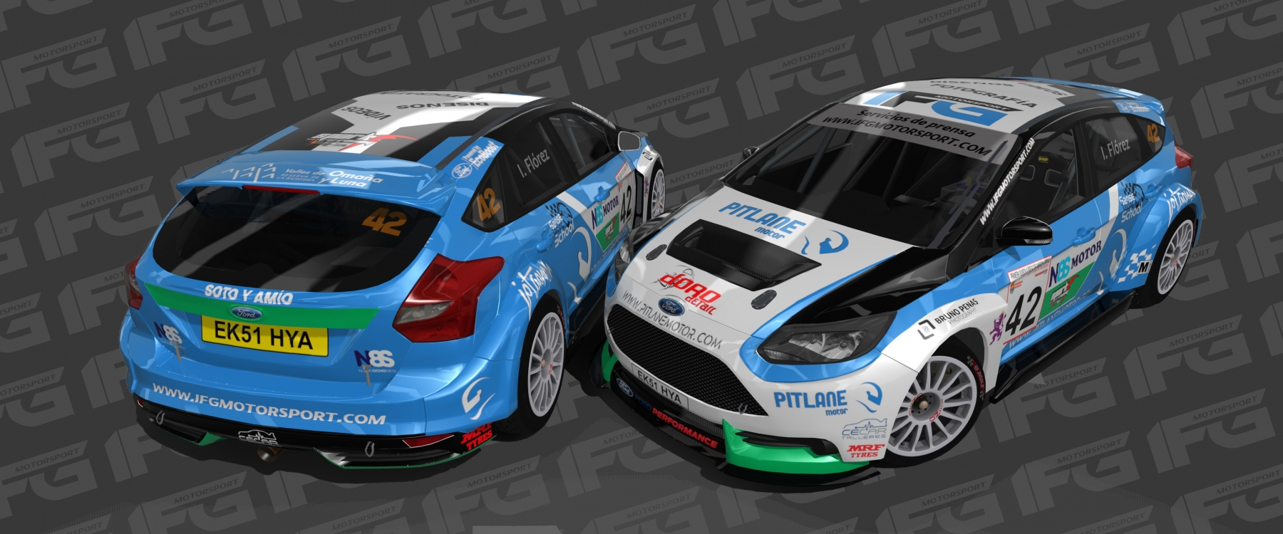 Ford Focus Proto - IFG Motorsport